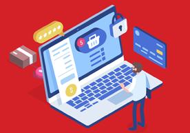 Bezpłatne webinaria e-commerce: praca online, aukcje Allegro, B2C, B2B